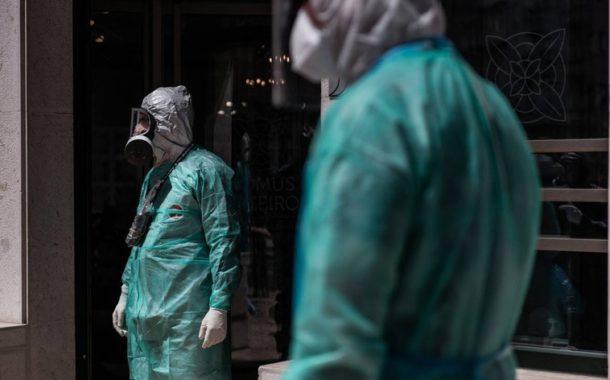 Mais 226 recuperados e 23 mortes por covid-19 em Portugal