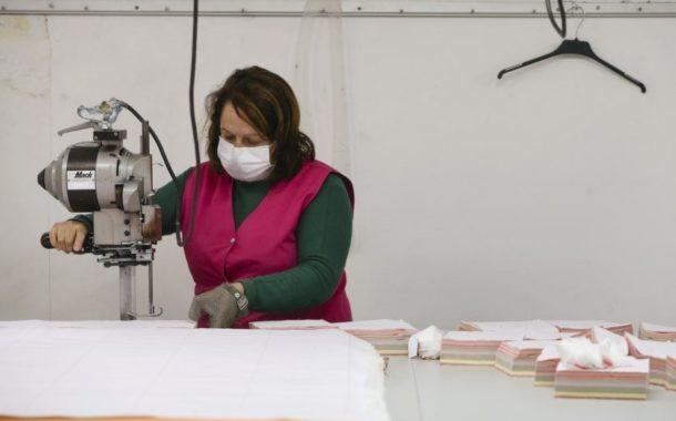 Empresas do Minho com máscaras certificadas pelo Citeve. Duas são de Barcelos
