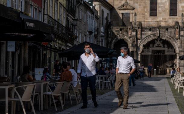 Braga lança mais medidas de apoio à economia local