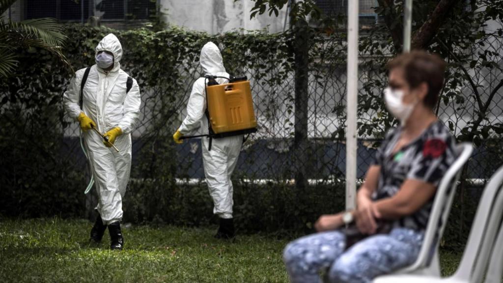Covid-19 mata mais nove pessoas em Portugal
