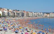 Galiza. Sanxenxo já apresentou projecto de praia que respeita o distanciamento social (c/vídeo)