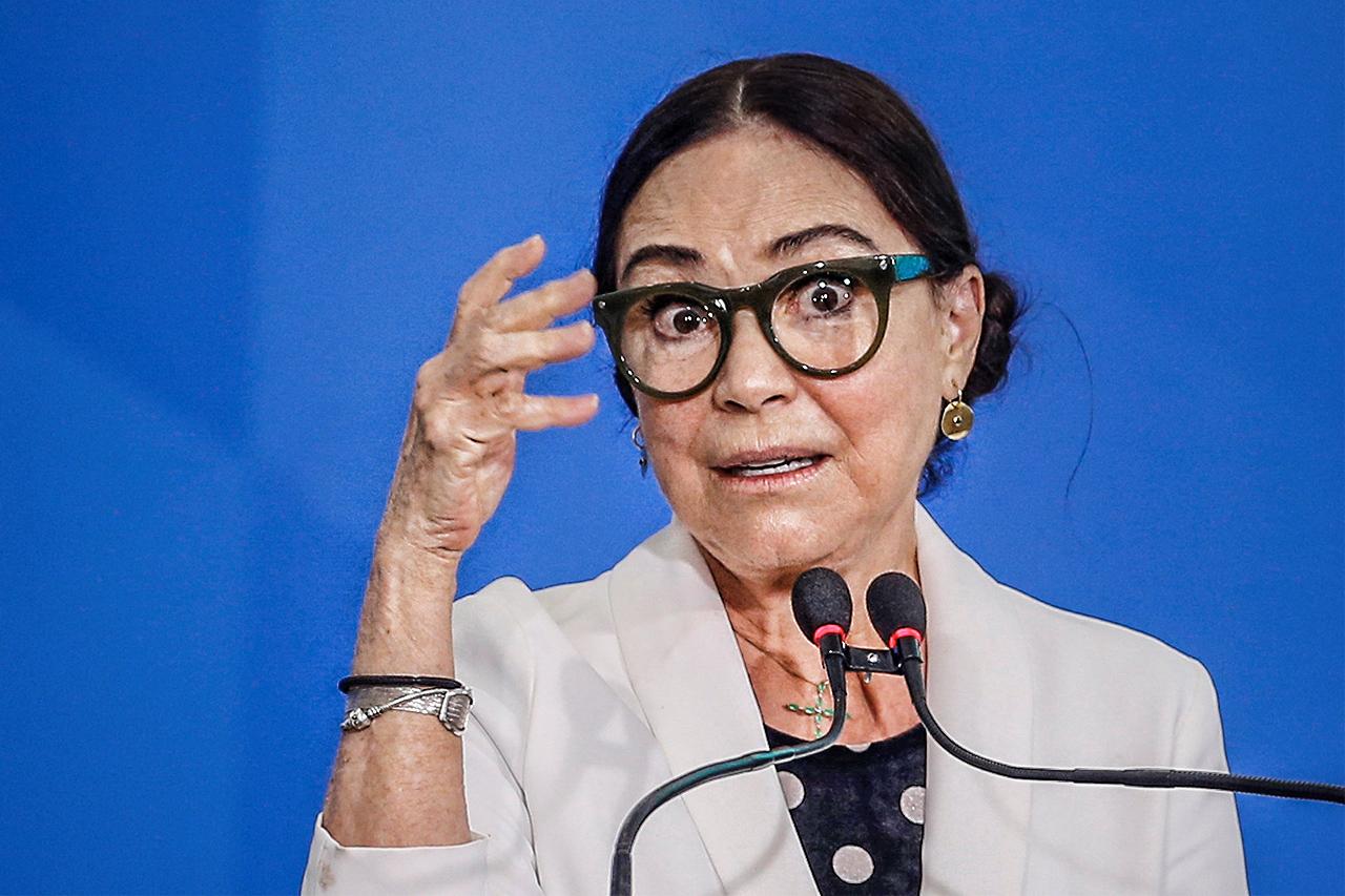 Brasil. Ascensão e queda de Regina Duarte