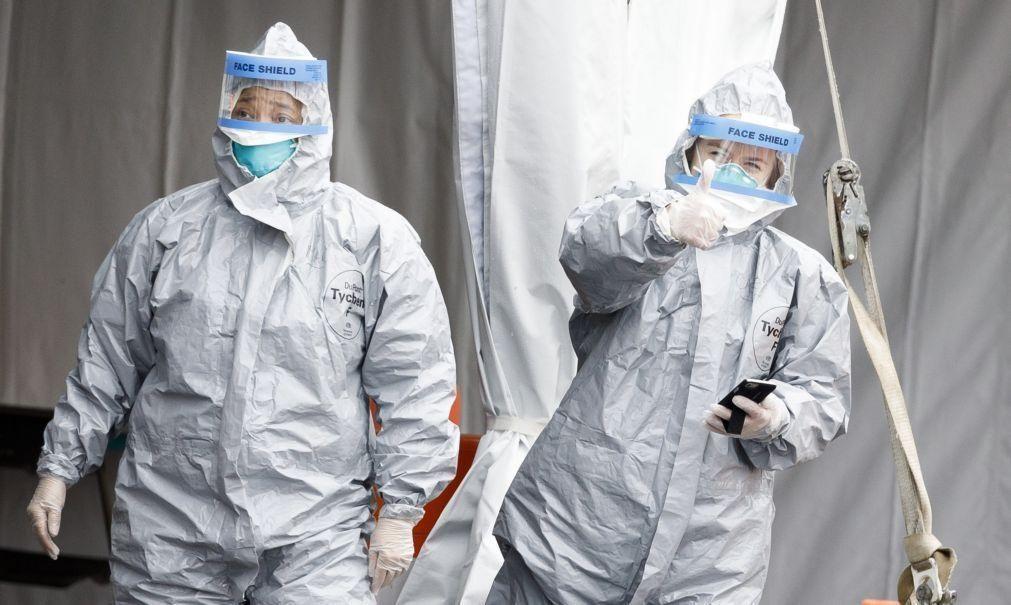 Covid-19. Mais 20 mortes e 23 recuperados em Portugal
