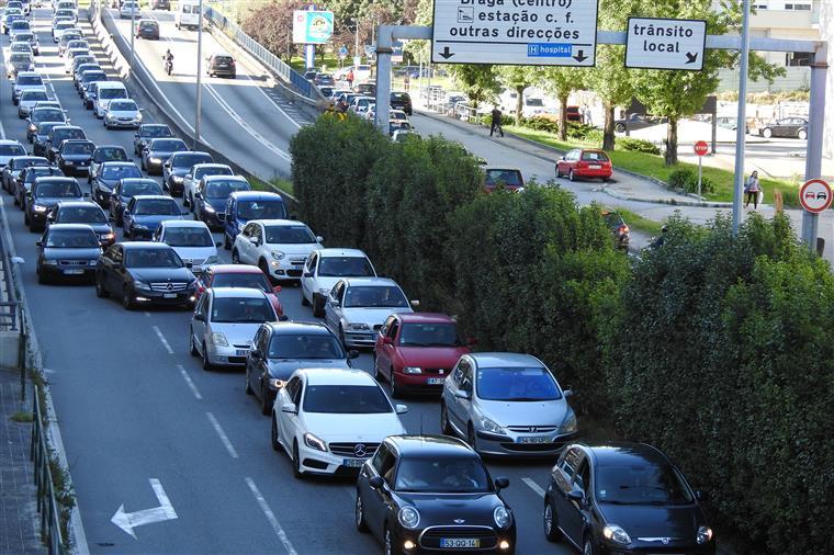 Braga avança com sistemas de informação e de controlo de tráfego em tempo real