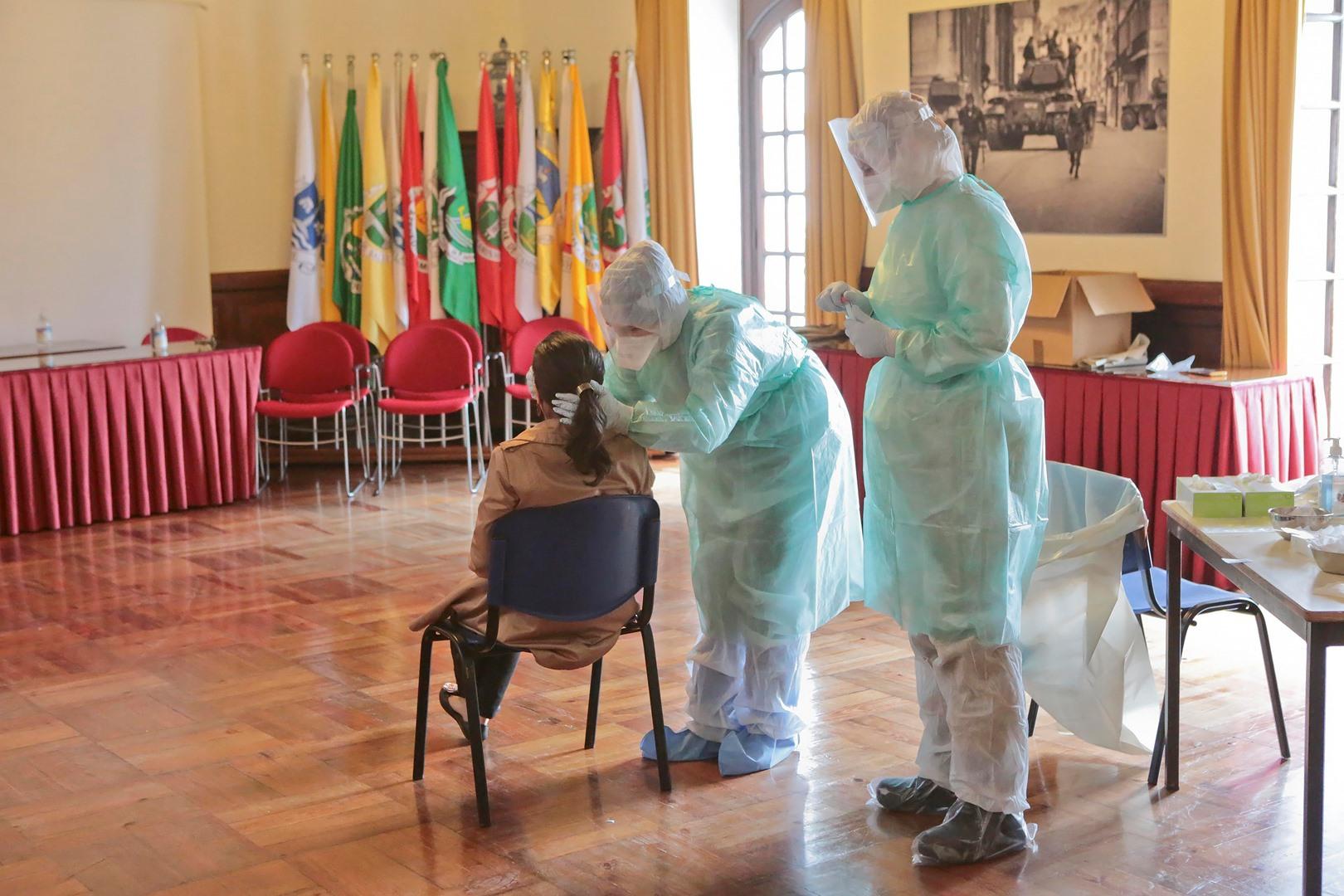 Distrito de Viana do Castelo sem novos casos de covid-19. Braga com mais oito