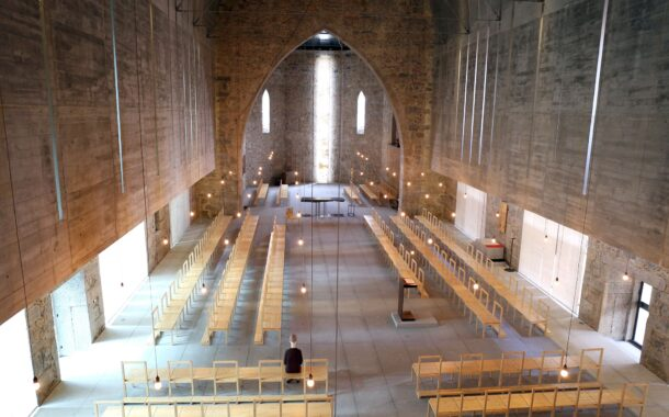 'Descubra Braga sem Sair de Casa' revela Capela da Imaculada