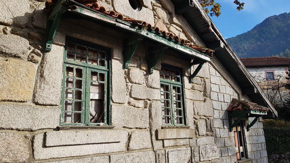 Terras de Bouro. Antiga Casa Florestal do Parque dá origem a Centro Literário dedicado a Ramalho Ortigão