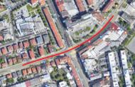 Condicionamentos ao trânsito em Braga