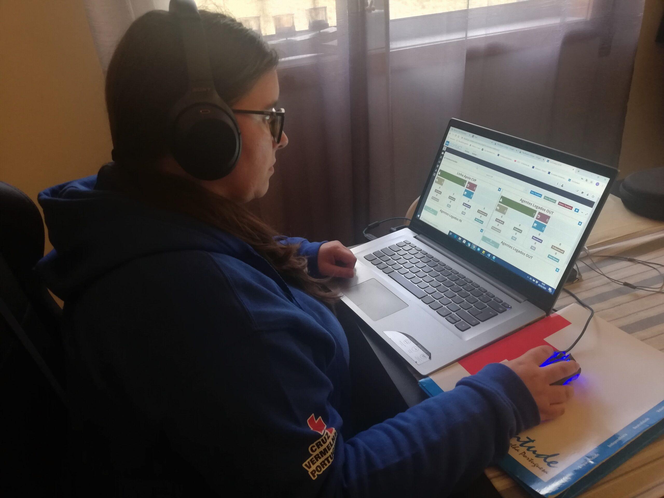 Juventude de Braga da CVP apoia idosos nas compras online