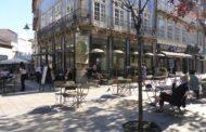 Braga saiu à rua para beber café 'de vagar, de vagarinho, parado' e ainda insegura