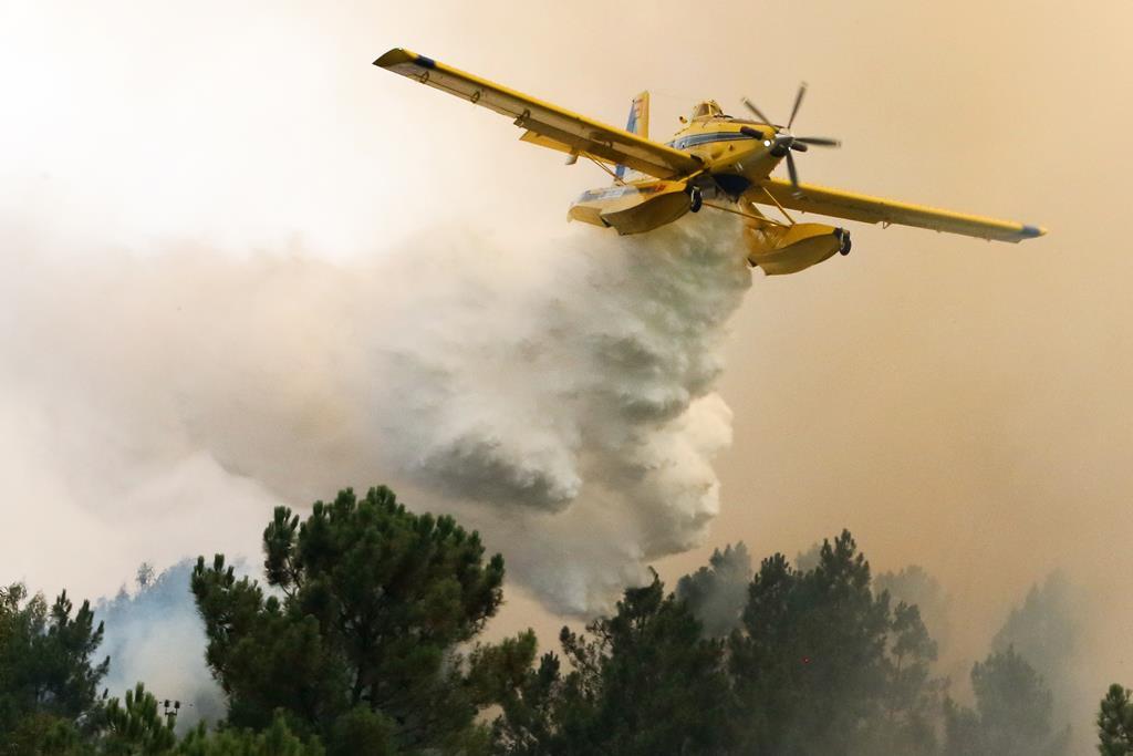Câmara de Braga desmente recusa em receber aviões de combate a incêndios florestais no aeródromo municipal