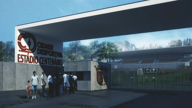 SAD do Braga investe 26 milhões na segunda fase da Cidade Desportiva (c/vídeo)