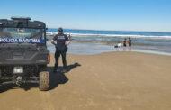 """""""Acesso à praia é livre, vermelho não é proibição de entrar"""", garante Governo"""