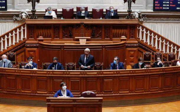 Parlamento aprova alargamento de apoios a todos os sócios-gerentes