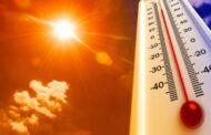 DGS prolonga alerta amarelo de calor no distrito de Braga para esta sexta-feira