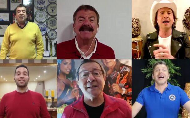 Cantores juntam-se para cantar uma 'Casa Portuguesa'....em quarentena
