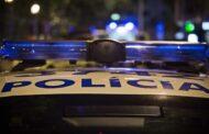 Homem detido em Braga por agressão aos pais, irmã, destruição da casa e danos em carros