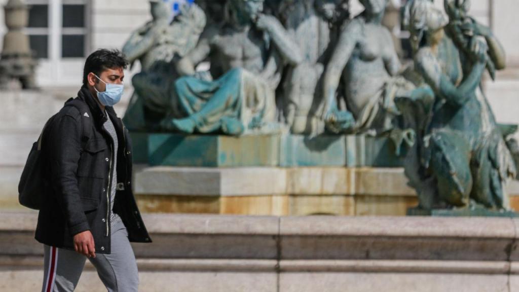 Mais 29 novos infectados no Norte no dia em que a Grande Lisboa regista mais 325