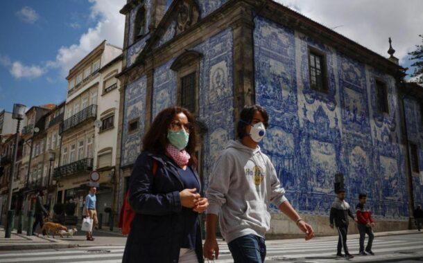 Portugal regista mais 294 infecções e cinco mortes pelo covid-19. Governo cria gabinetes de intervenção para Lisboa