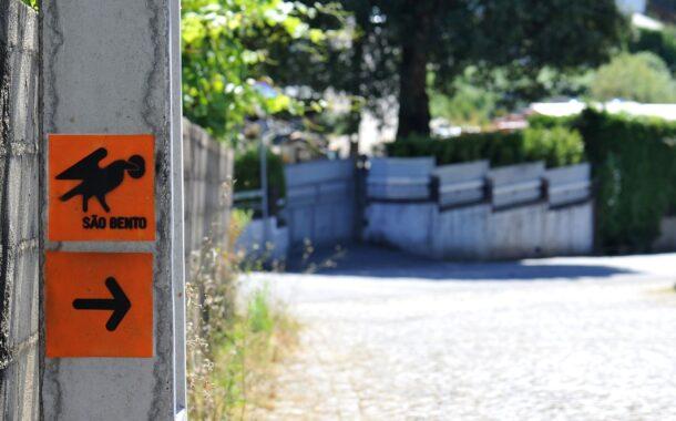 Braga sinaliza caminhos de São Bento da Porta Aberta