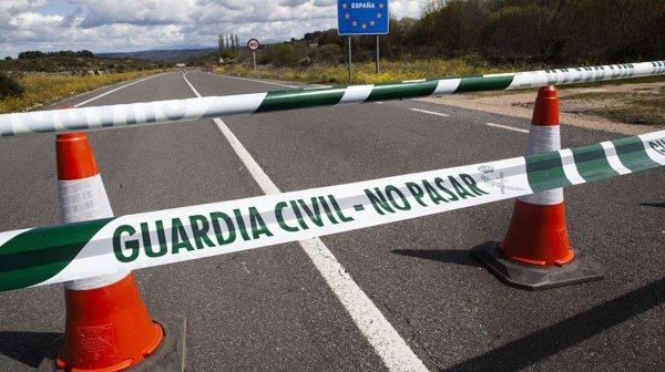 Governo admite manter encerradas fronteiras terrestres e aérea com Espanha até fim de Junho