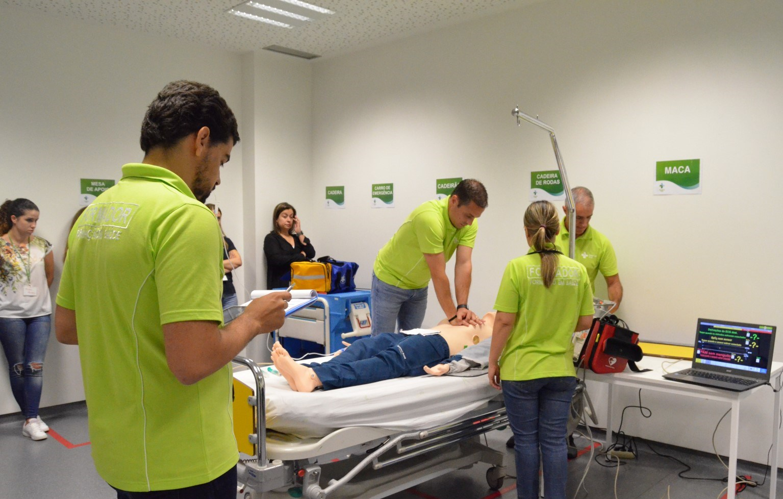 Hospital de Braga arranca com formação para mais de 4.760 profissionais
