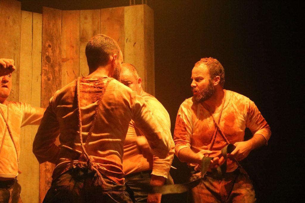 Barcelos. 'Raposos' do Teatro de Balugas vence prémio Melhor Espectáculo Não Profissional