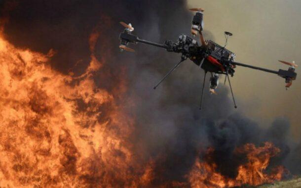 GNR vigia florestas com recurso a vídeo-vigilância e drones