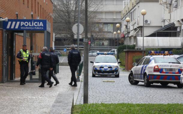 'Pivete' detido após (pelo menos) nove assaltos em Braga