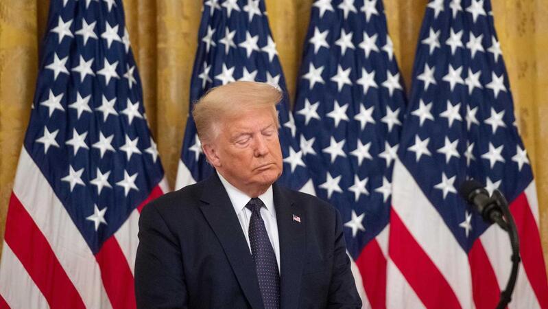 Trump acusa Supremo Tribunal dos EUA de não gostar dele