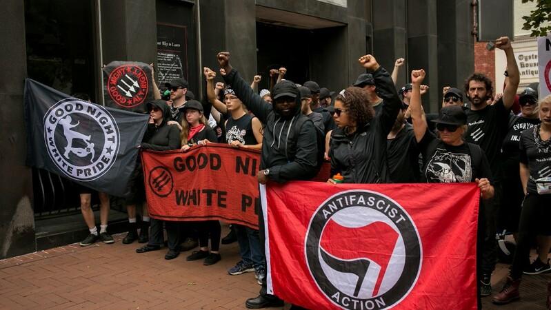 Antifa. Os activistas de extrema-esquerda que Trump quer banir