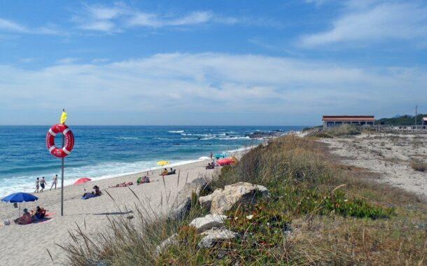 Investigadores detectam bactérias patogénicas em águas das praias Ofir e Afife