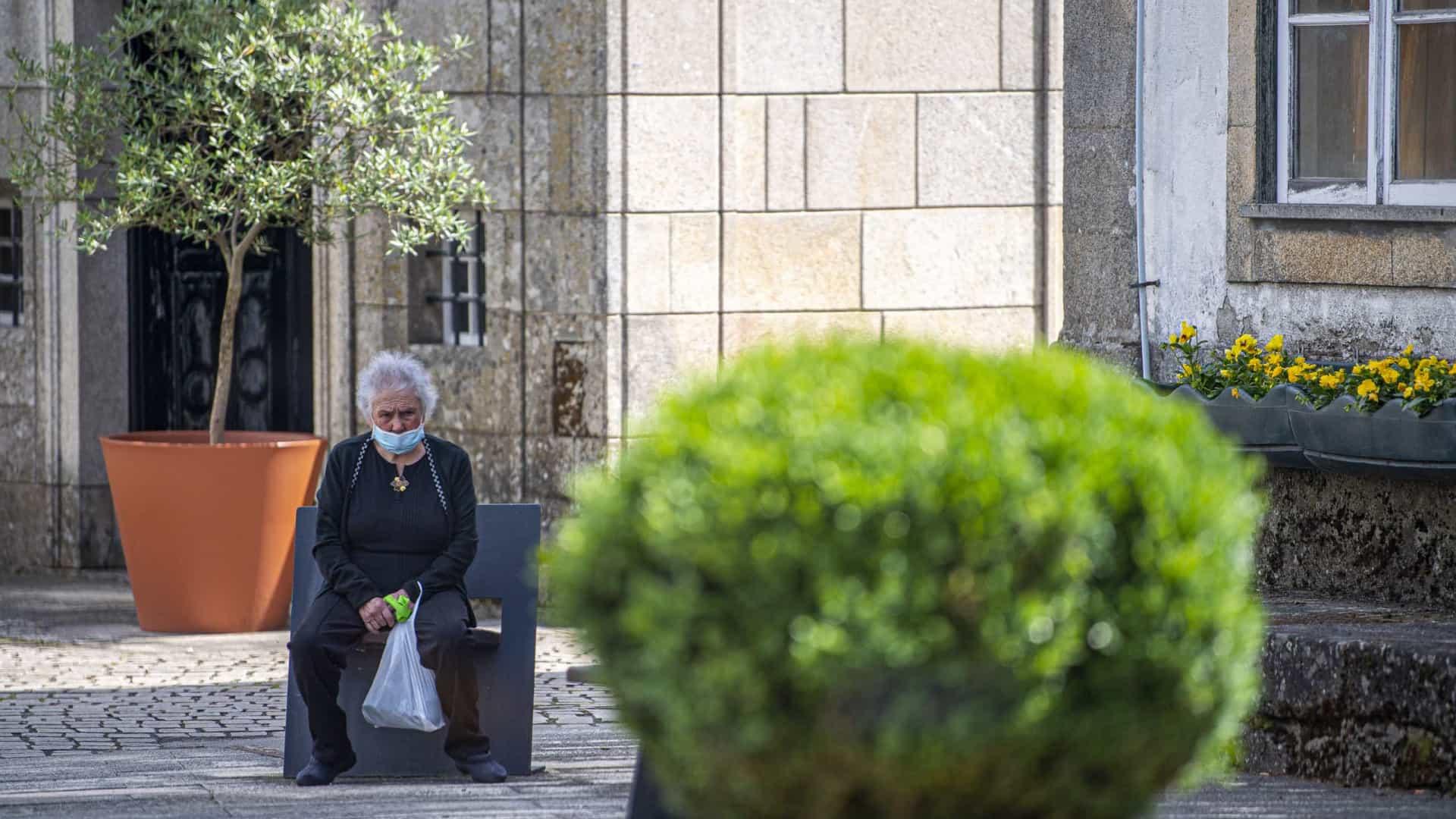 Portugal bate recorde de 8 de Maio com 451 novos infectados de covid-19. Norte duplica casos