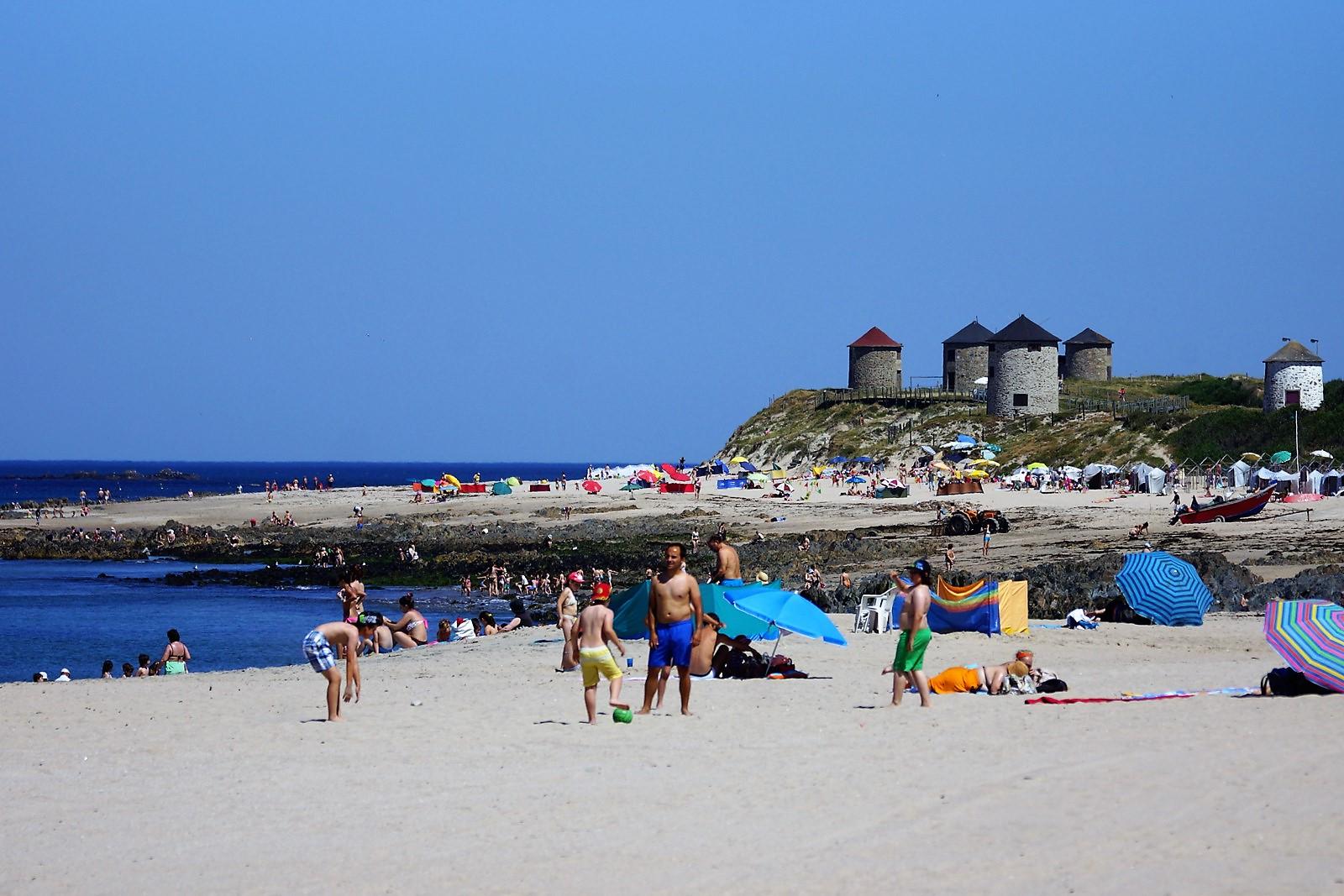 Praia de Apúlia entre os destinos preferidos das famílias portuguesas