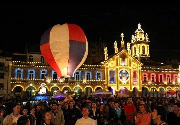 Protecção Civil de Braga apela para que não sejam lançados balões de São João