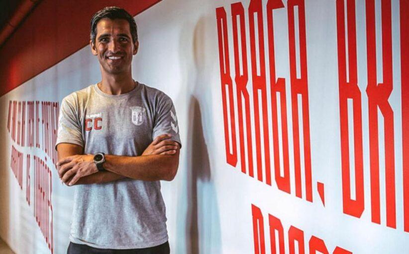 Custódio deixa comando técnico do SC Braga