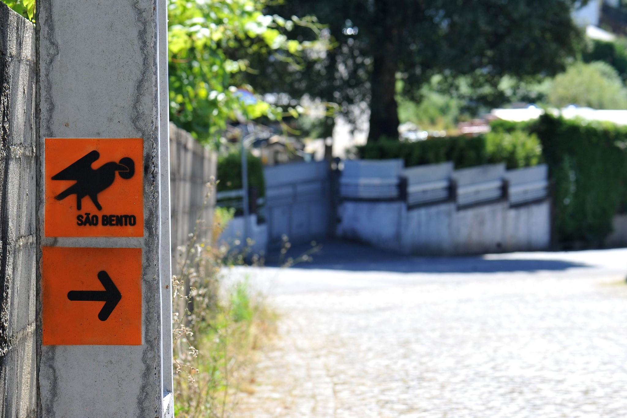 Barcelos sinaliza Caminhos de S. Bento