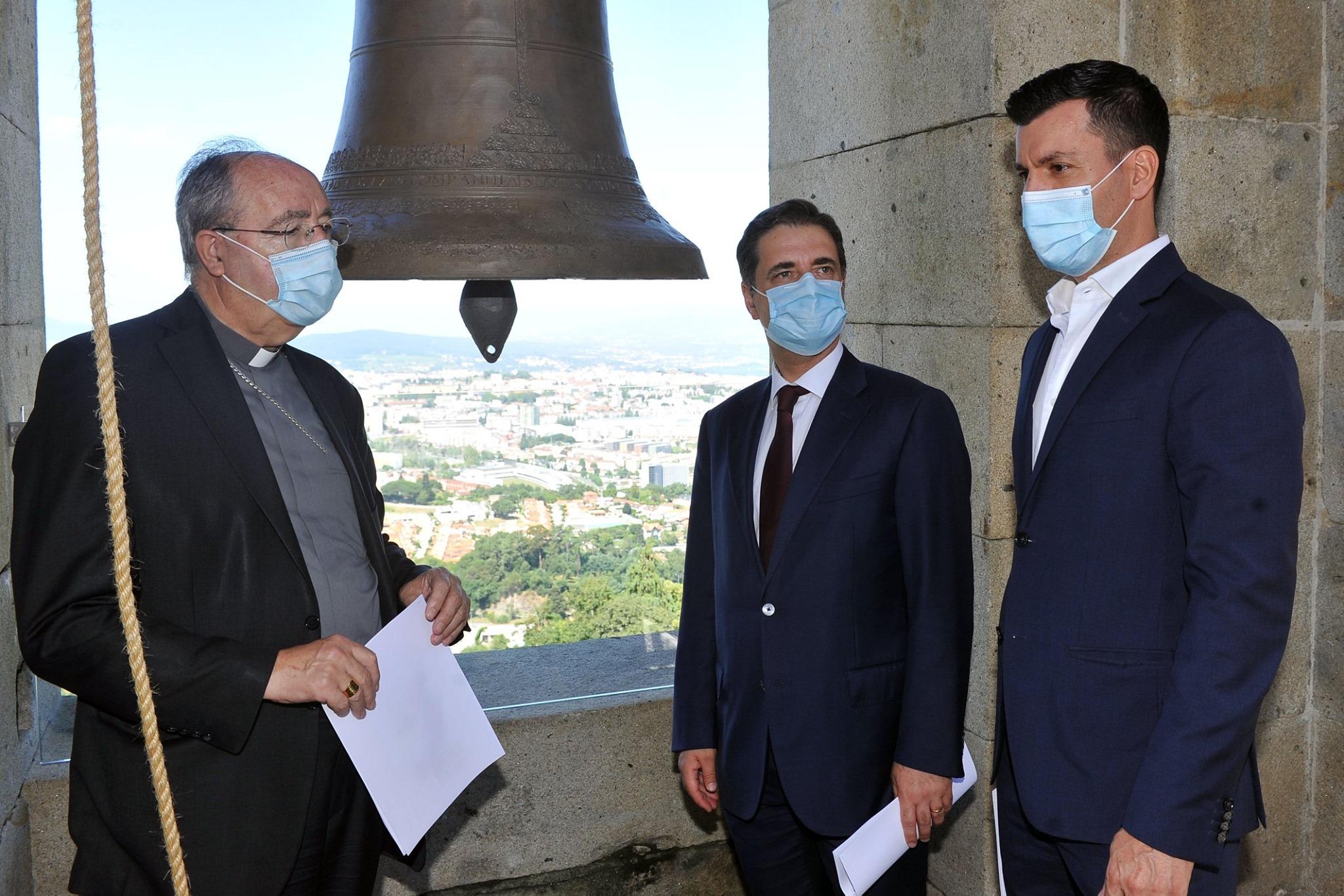 Bom Jesus do Monte de Braga assinala um ano de Património Mundial com inauguração de espaço museológico