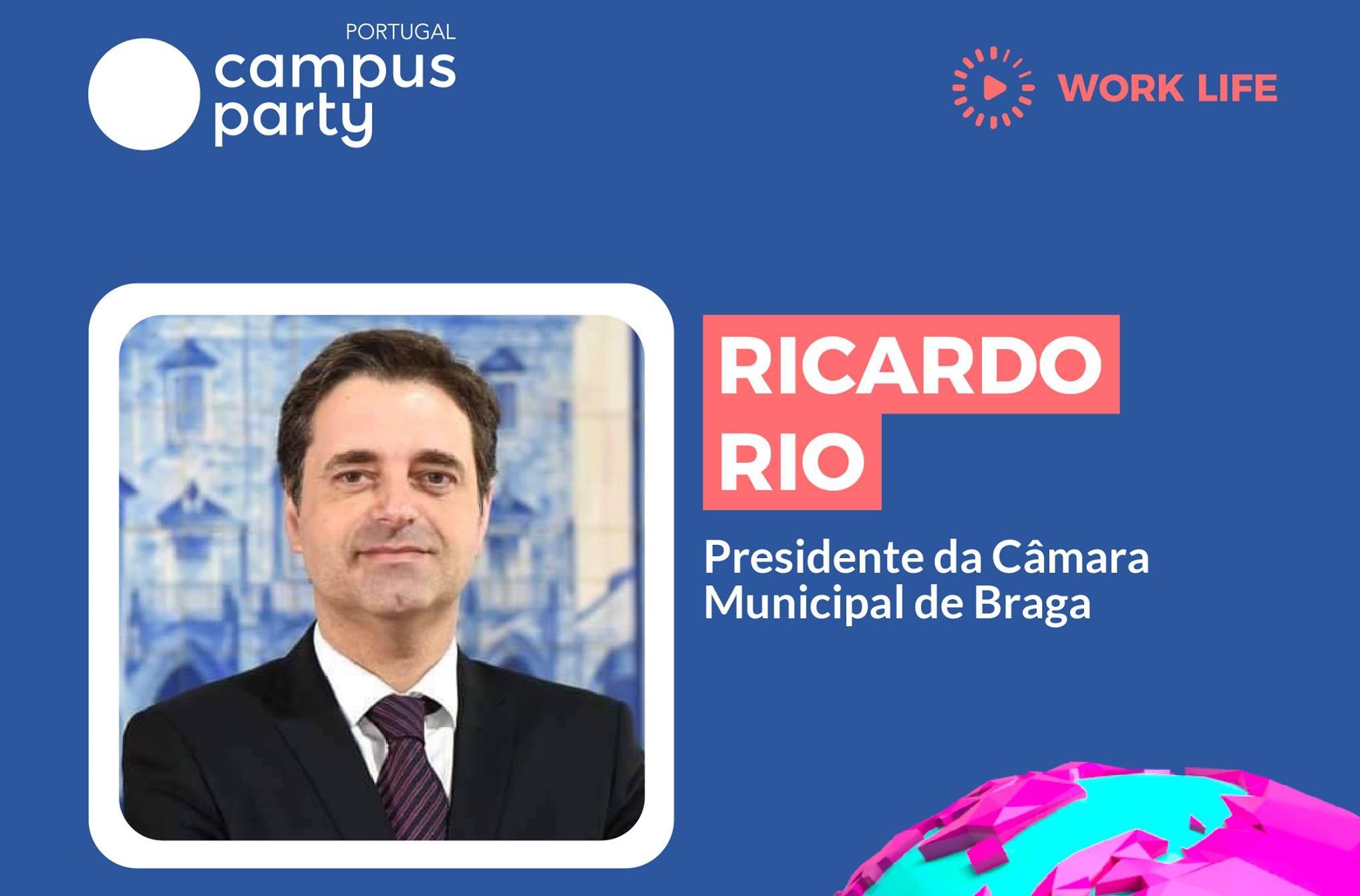 Ricardo Rio promove Braga como cidade inovadora à escala internacional (c/vídeo)