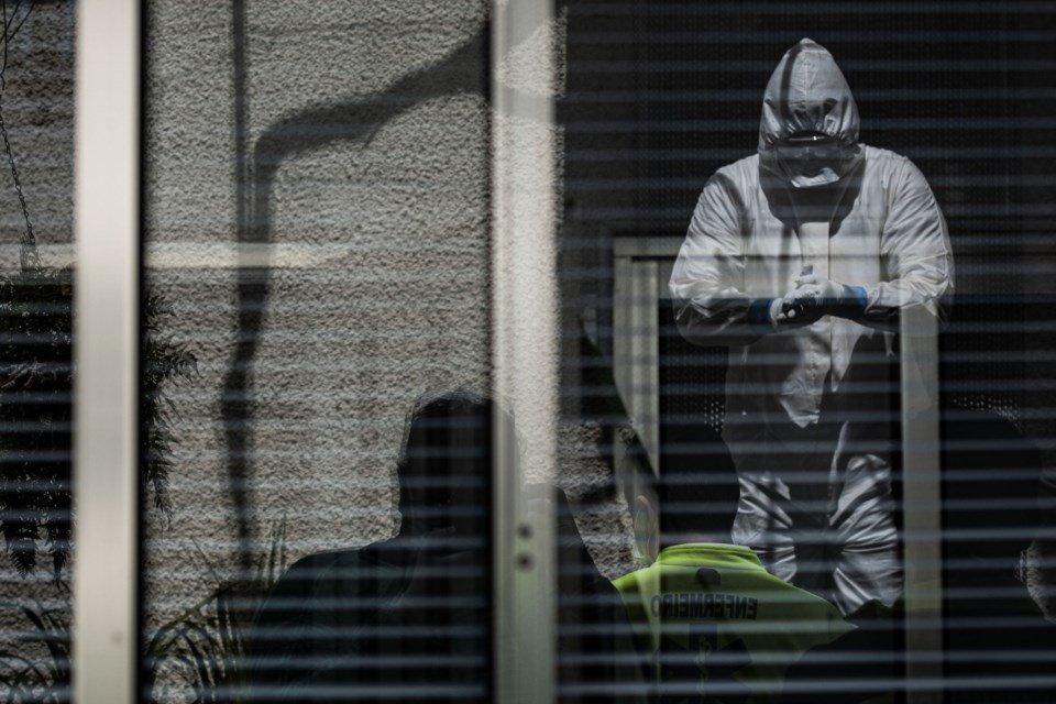Portugal com 443 novos casos de covid-19. Norte com 77 mais doentes