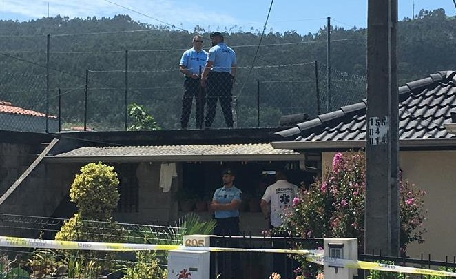 """Jovem que matou o pai à machadada em Barcelos justifica crime com """"inferno"""" em casa"""