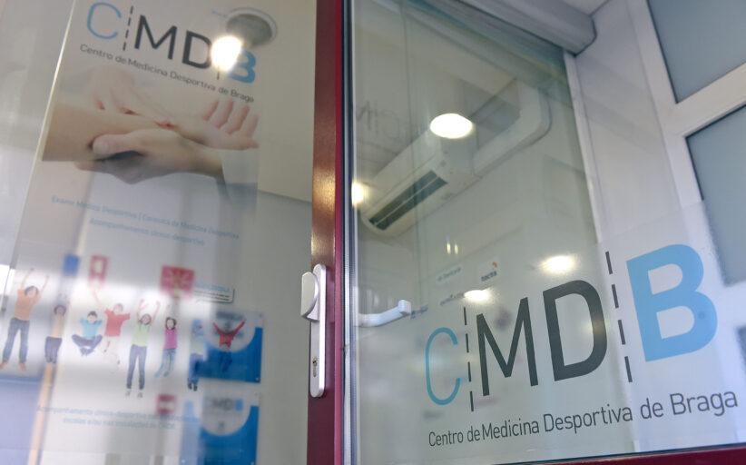 Centro de Medicina Desportiva de Braga reabriu