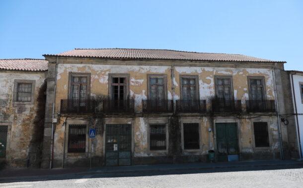 Câmara de Barcelos lança obras de 4 milhões de euros. Casa Conde de Vilas Boas vai ser recuperada