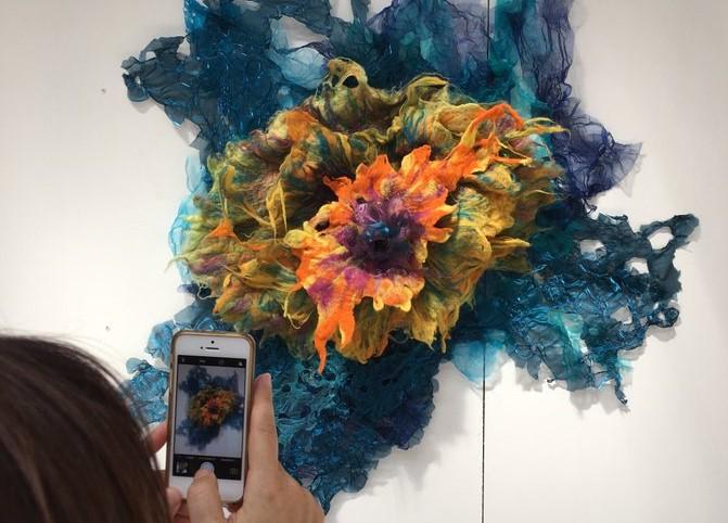 Guimarães. Contextile mostra ao mundo o melhor da arte têxtil contemporânea