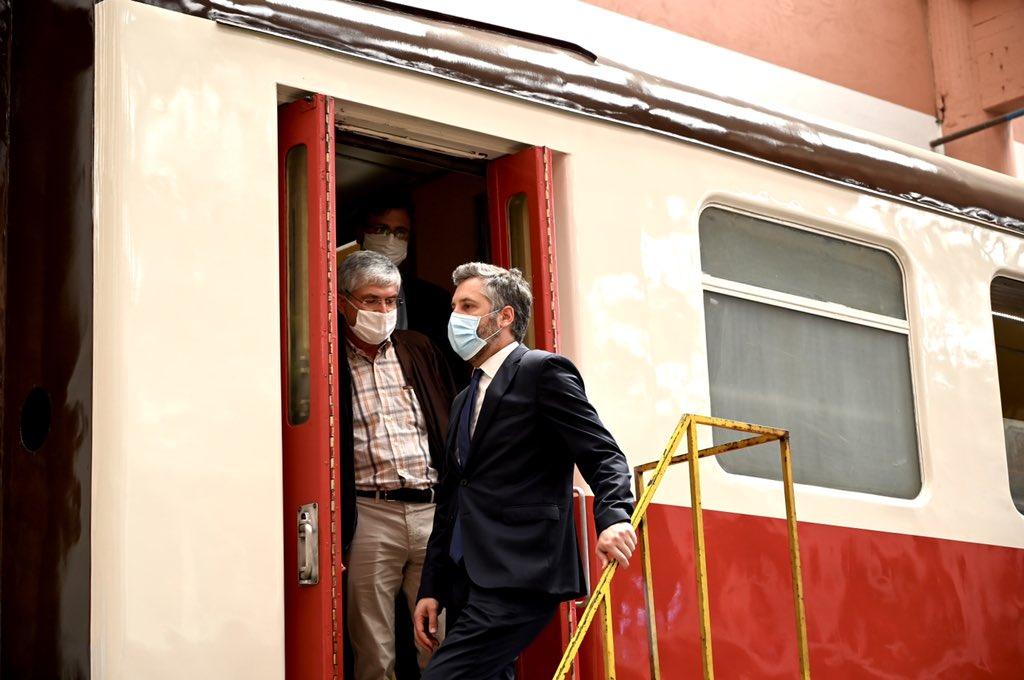 Governo promete carruagens compradas a Espanha a circular na Linha do Minho no final do ano