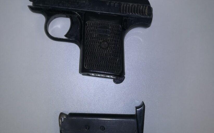 Detidos por violência doméstica e apreensão de arma de fogo em Fafe