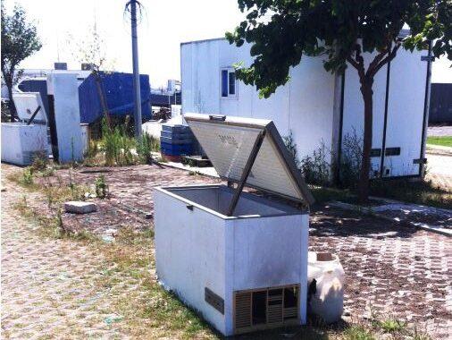 """'Cidadãos de Esposende' denuncia """"estado lastimoso"""" de espaço da zona ribeirinha cedido à Docapescas"""