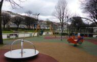 """DGS """"nem de perto nem de longe"""" recomenda reabertura de parques infantis"""