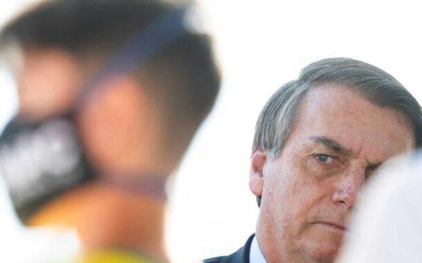Bolsonaro está infectado com covid-19
