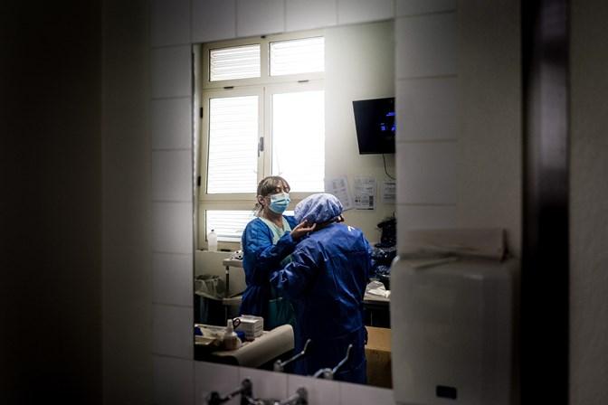 Mais de 400 casos de covid-19 em Portugal. Norte com 44